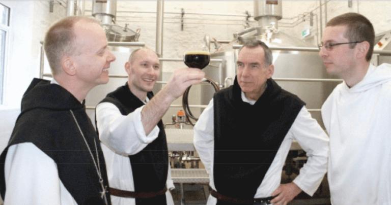 La Tynt Meadow. Les moines anglais aussi brassent de la bière !