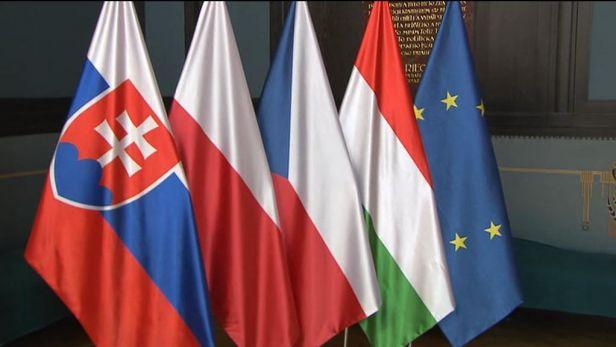 Hongrie, Slovaquie, République tchèque, Pologne. Analyse des résultats de l'élection européenne dans le V4 (Visegrad)