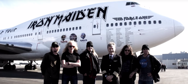 Iron Maiden: la discographie remastérisée avant la tournée américaine