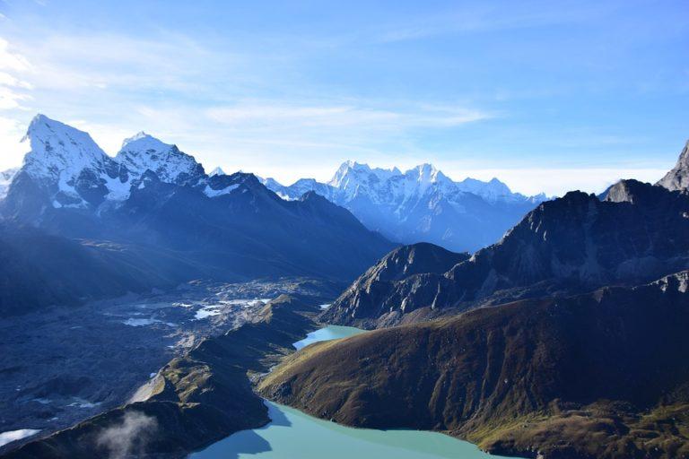 Changement climatique : la fonte des glaciers de l'Himalaya s'accélère