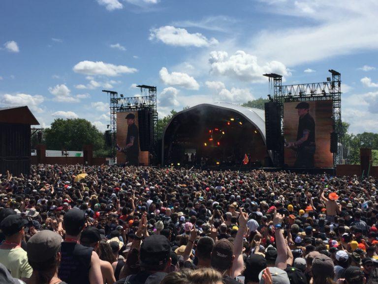 Le Hellfest, festival d'été préféré des internautes Français ?