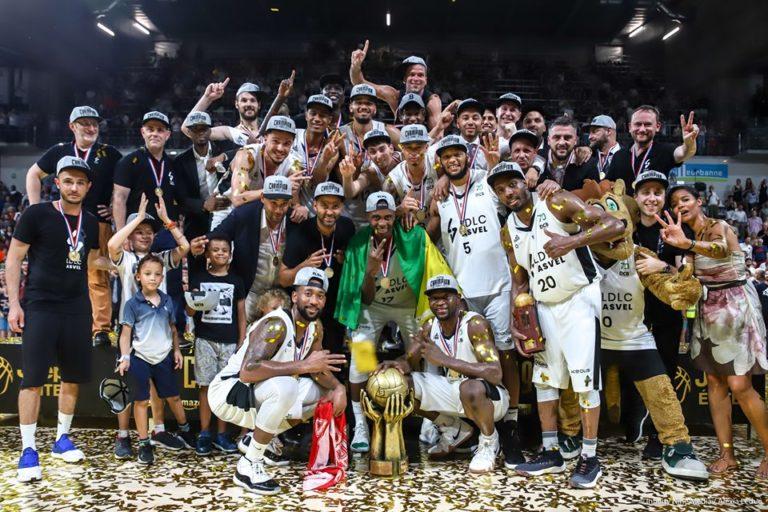 Basket. L'ASVEL de Tony Parker, champion de France … et du business !
