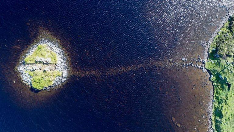 Écosse. Découverte d'îlots artificiels (crannogs) plus vieux que Stonehenge