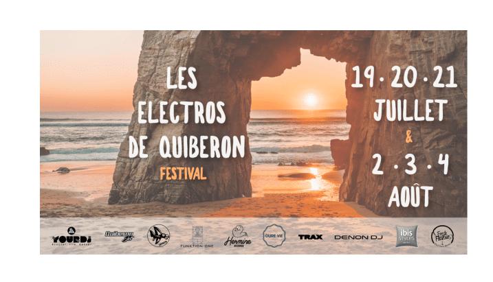 Musique. 2ème édition des Electros de Quiberon en juillet et en août