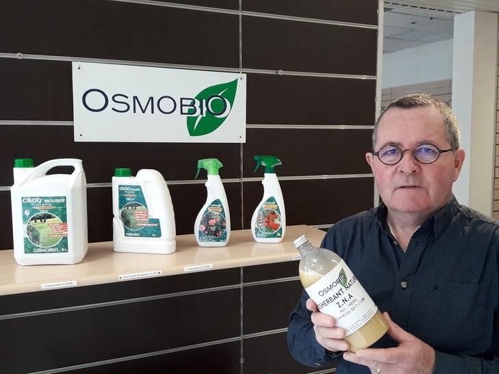 Glyphosate : une pétition lancée pour Osmobio, alternative bio et bretonne [Vidéo]