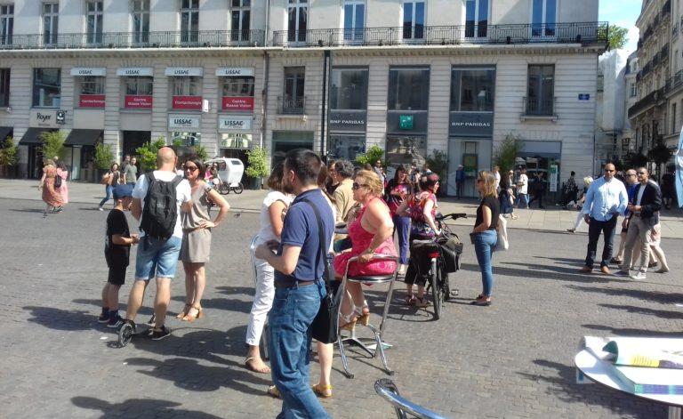 Nantes: la rencontre de Johanna Rolland avec les habitants fait flop