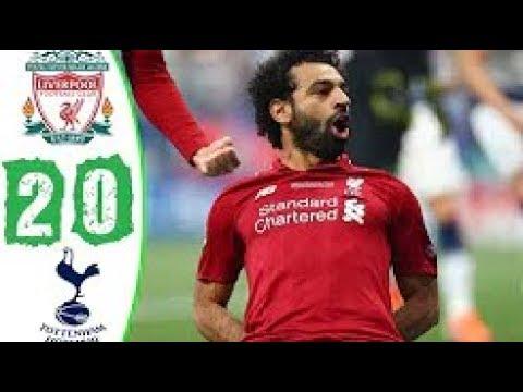Football. Liverpool bat Tottenham (2-0) et remporte la Ligue des champions [Vidéo]