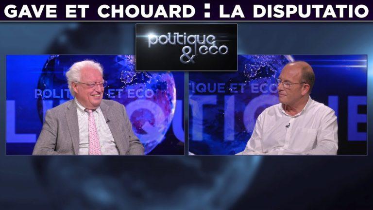 Charles Gave vs Étienne Chouard : Le grand débat [Vidéo]