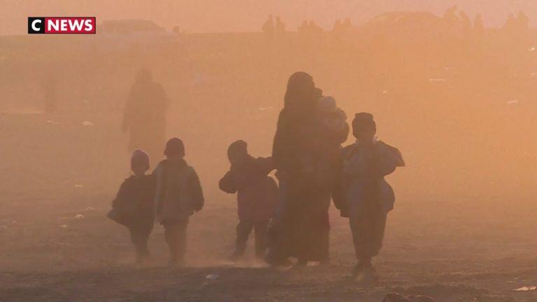 Syrie : 12 enfants de jihadistes français de retour en France [Vidéo]