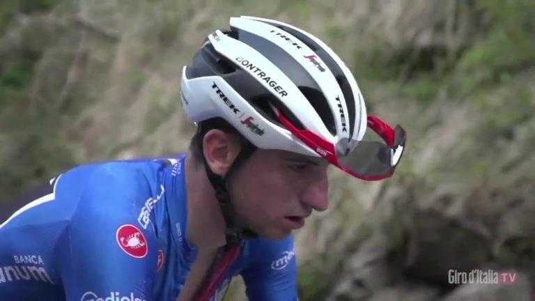 Giro 2019. Lopez frappe un spectateur, la 20ème étape pour Bilbao [Vidéo]