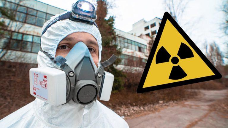 Un reportage en immersion… dans les parties radioactives de Tchernobyl [Vidéo]