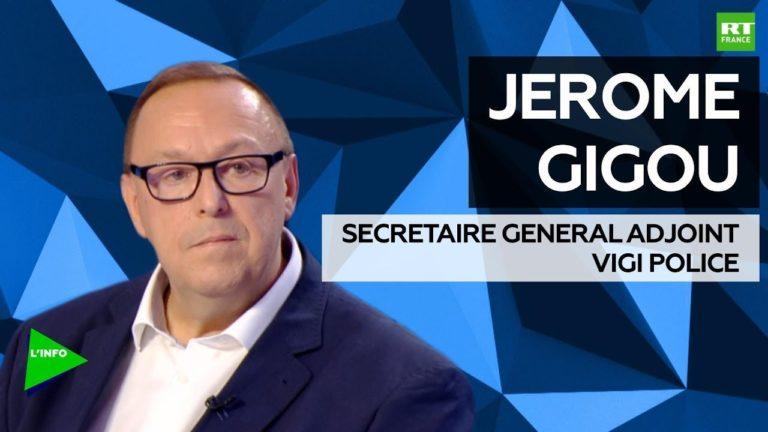 Jérôme Gigou (VIGI Police) : « Le LBD ne devrait pas être utilisé pour les manifestations » [Vidéo]