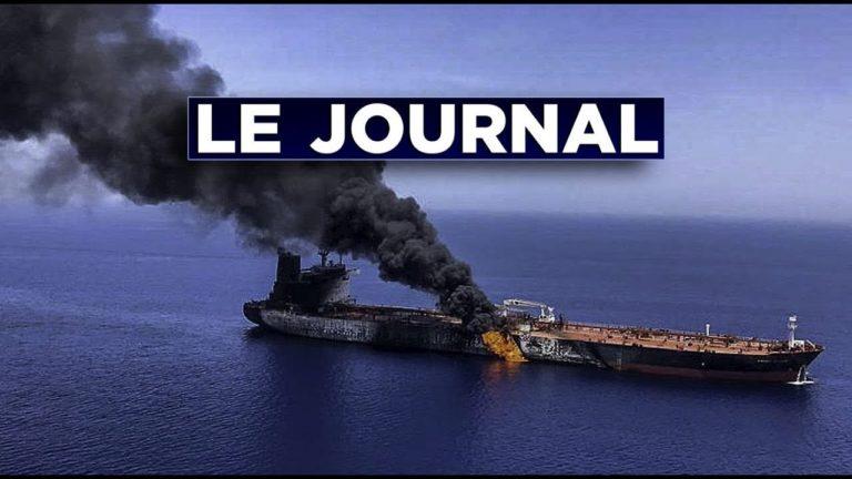 Iran : attaques de pétroliers, la grande manipulation [Vidéo]