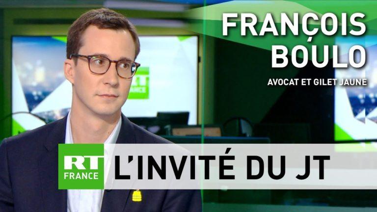 François Boulo : « Les journalistes doivent constituer un contre-pouvoir » [Vidéo]