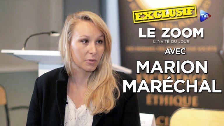 Marion Maréchal : « Je ne veux pas que ma France devienne le Kosovo ! » [Vidéo]