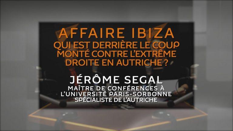 Affaire Ibiza : qui est derrière le coup monté contre Strache en Autriche ? [Vidéo]