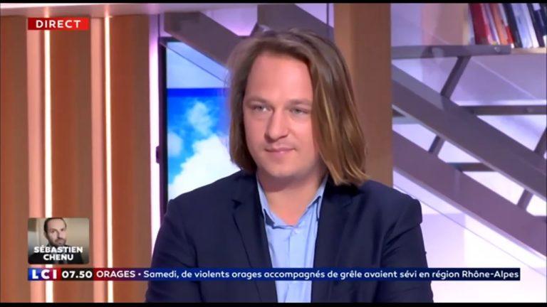 Geoffroy Lejeune sur l'immigration : « On parle de quotas pour éviter les autres sujets »[Vidéo]