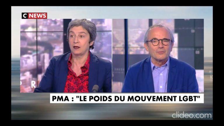 PMA : Ivan Rioufol qualifie Caroline Mécary d'hystérique [Vidéo]