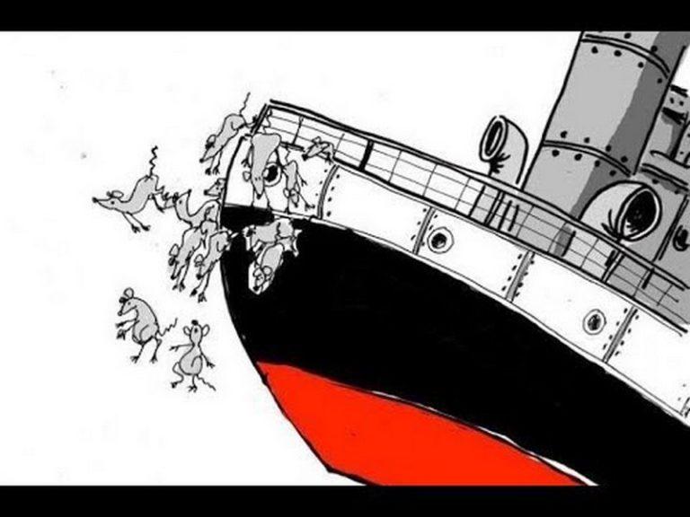 Dans la série « les rats quittent le navire » : Pécresse et Cadec