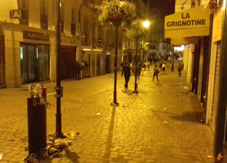 Nantes: les viols de rue se multiplient, les autorités ferment les yeux