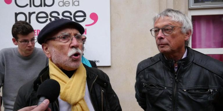 Richard Roudier (Ligue du midi) dénonce le parti pris de Muriel Ressiguier (LFI) et de la commission parlementaire contre l'extrême droite