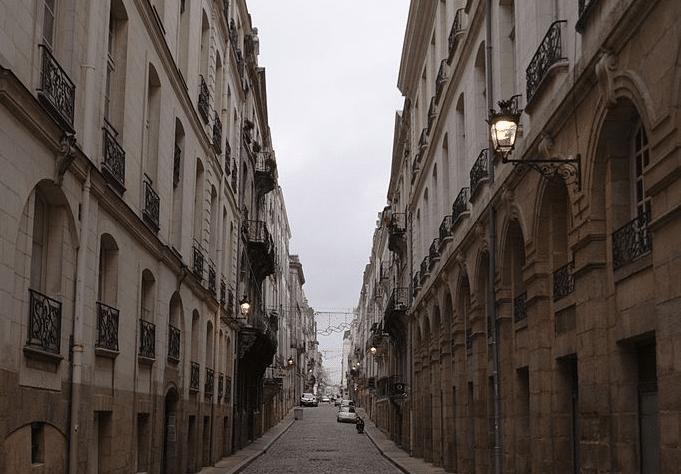 """Résultat de recherche d'images pour """"Nantes, la rue Kervégan breizh infos"""""""