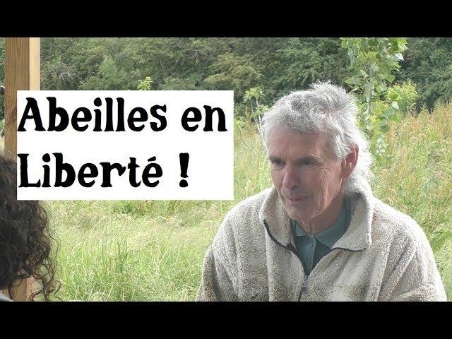 Abeilles et apiculture avec Bernard Bertrand [Vidéo]