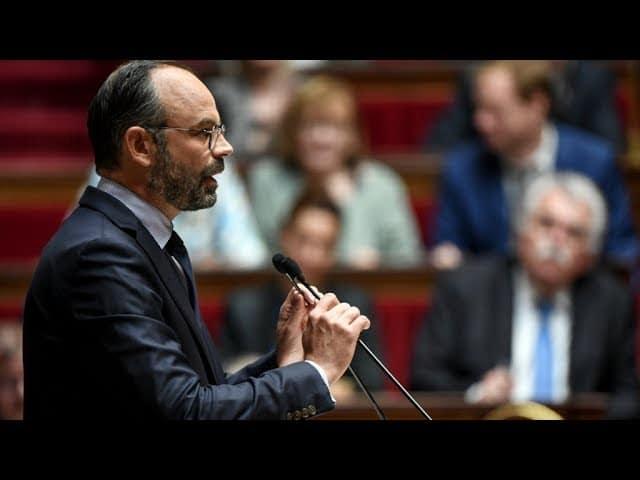 Edouard Philippe à l'Assemblée Nationale : de faibles annonces pour le volet islamisme