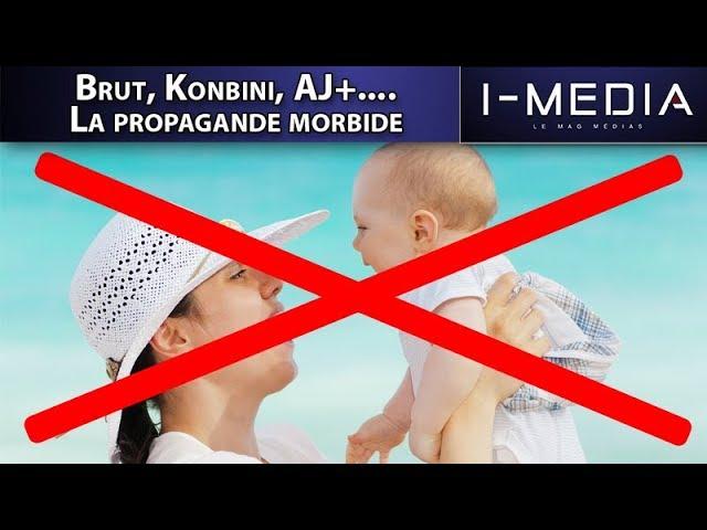 La propagande morbide de Brut, Konbini et AJ+ [Vidéo]