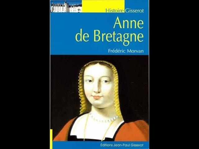 Qui était Anne de Bretagne ? Dans un ouvrage dédié, Frédéric Morvan apporte de nouvelles réponses [Interview]