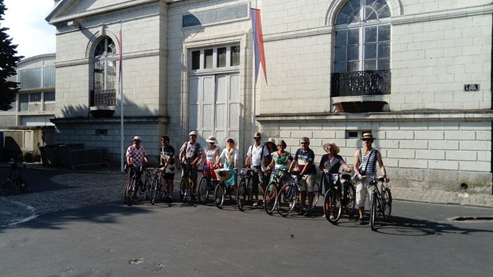 Reportage à l'Anjou Vélo Vintage : week-end rétro à une heure trente de Nantes !
