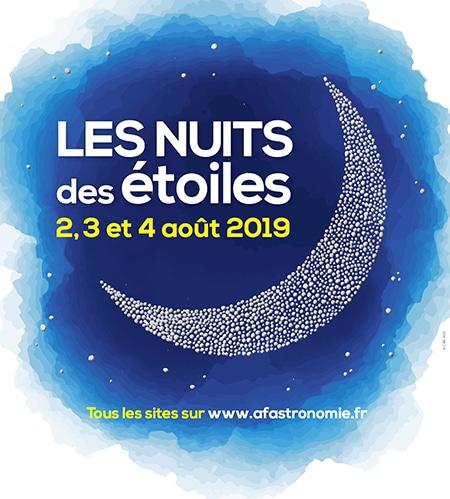 Les Nuits des étoiles 2019 en Bretagne: toutes les infos!