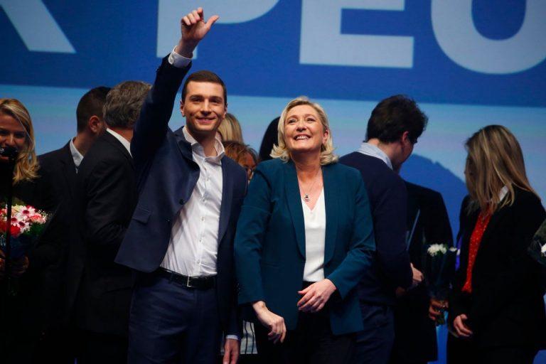 Au RN, Marine Le Pen laisse le champ libre à Jordan Bardella