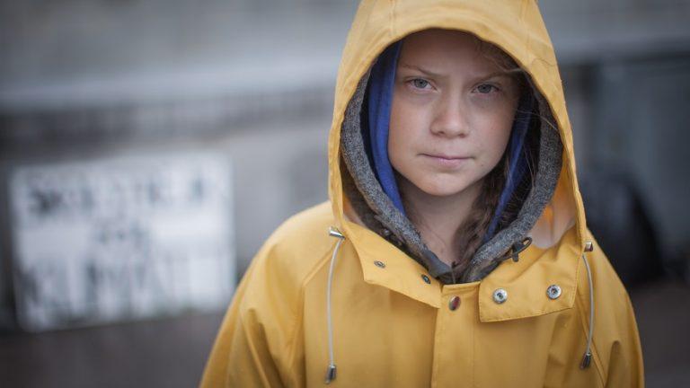 Greta Thunberg ou la nouvelle éco-religion