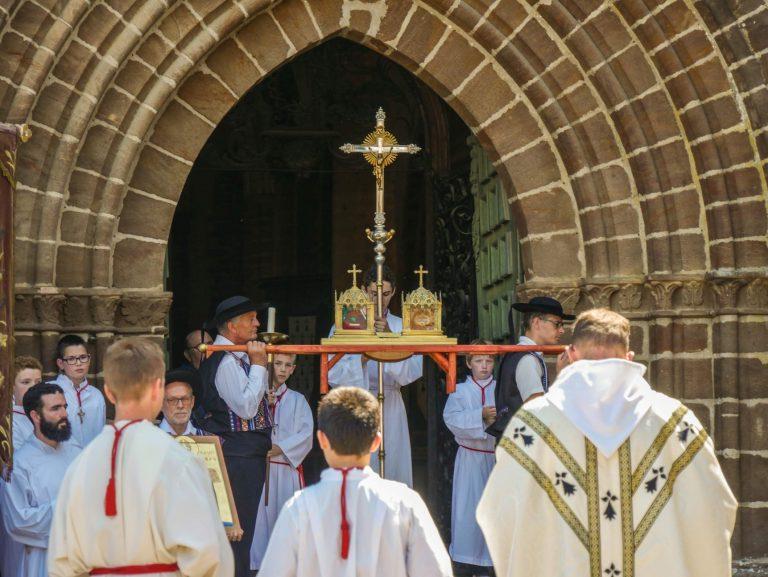 Pardon de Saint-Gildas-des-Bois (44) : dimanche 7 juillet, vous êtes pris !