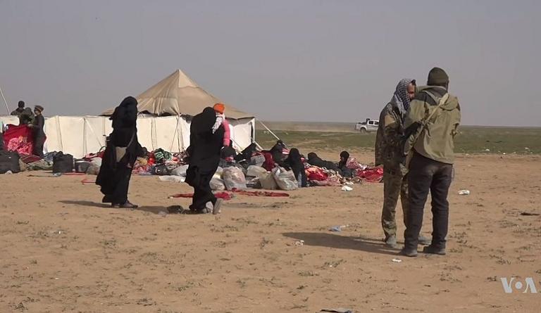 Syrie: l'Etat Islamique renaît dans le camp de djihadistes d'Al-Hol