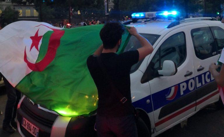 Les supporters de football algériens saccagent plusieurs villes dont Paris [MAJ : accident mortel]