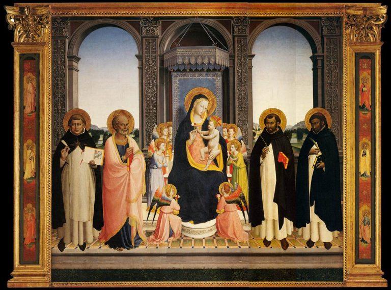 Fra Angelico, un artiste au service de Dieu