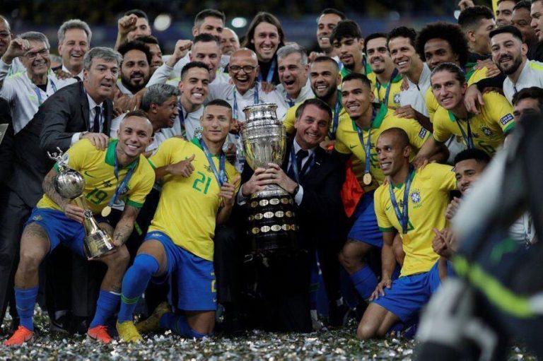 [Football] Copa America: le Brésil vainqueur, la VAR dans le viseur