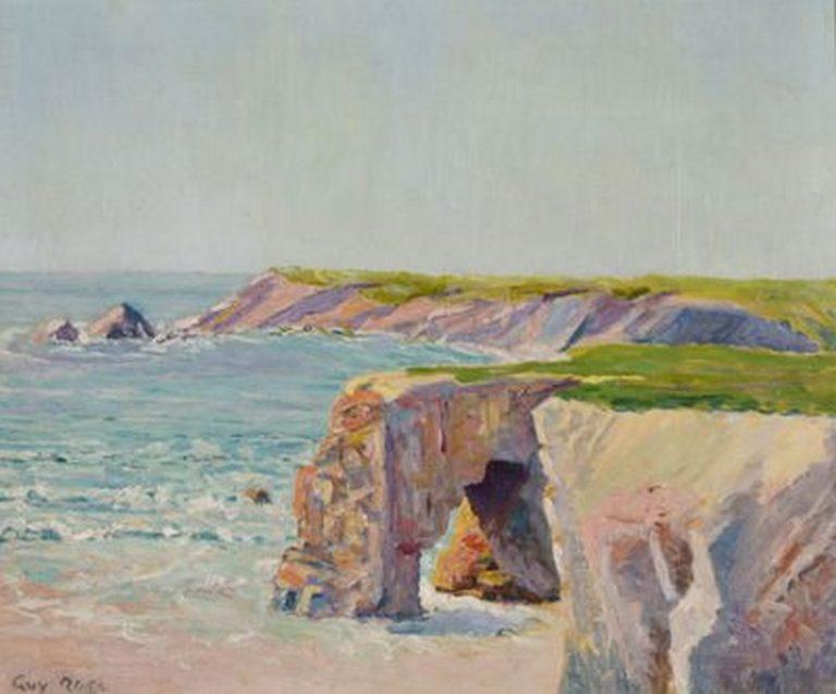 Écoles bretonnes et tableaux modernes : une vente exceptionnelle à Brest