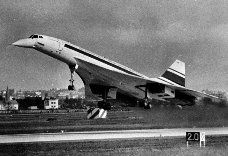 [Aviation] 50 ans du Concorde: l'envol du génie européen!