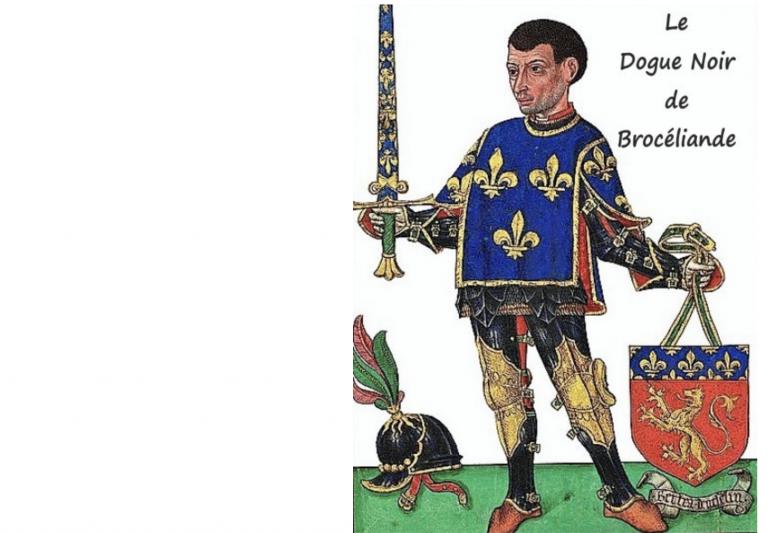Une nouvelle biographie de Bertrand Du Guesclin, le Dogue noir de Brocéliande, par François Labbé [Interview]