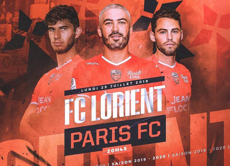 Lorient gagne, Guingamp gâche : retour sur la reprise de la Ligue 2 ! [Vidéos]