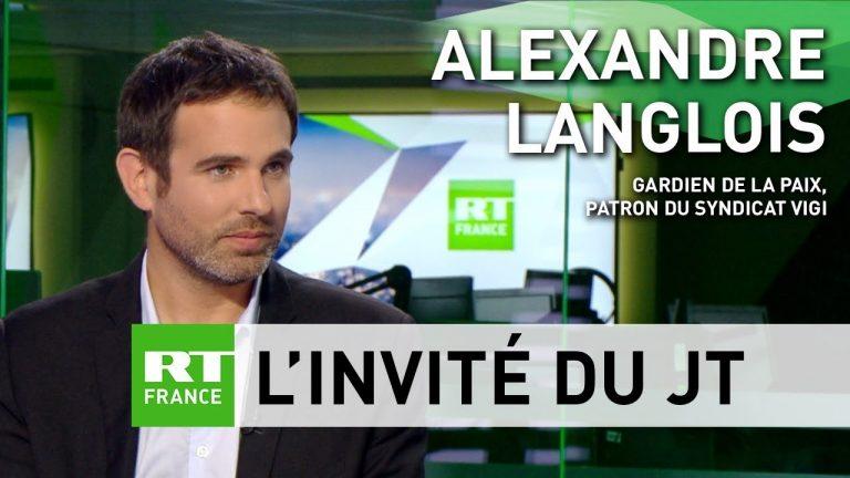Police nationale. Alexandre Langlois suspendu pour avoir offensé sa hiérarchie [Vidéo]