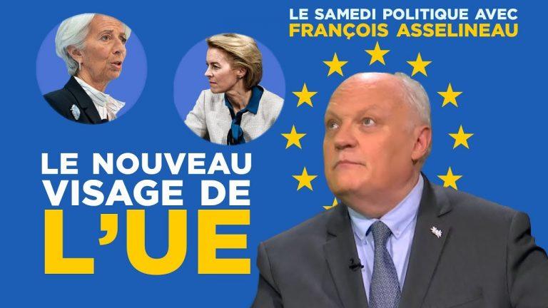 François Asselineau (UPR) décrypte le nouveau visage de l'UE [Vidéo]