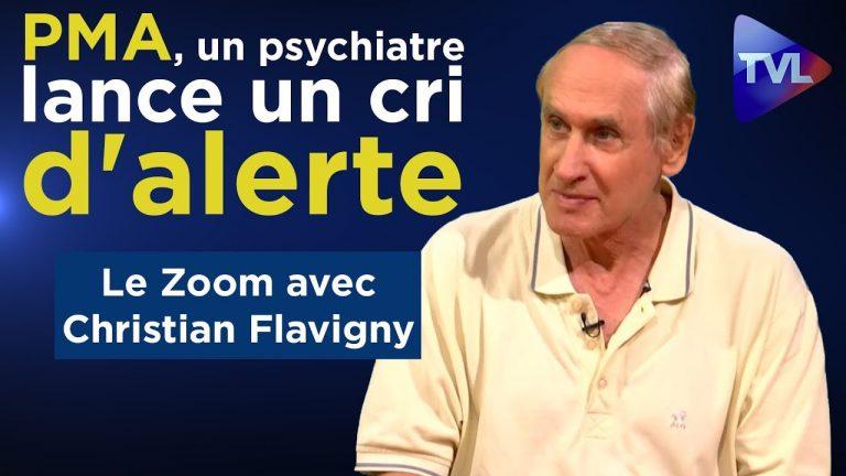 Christian Flavigny : PMA, un psychiatre lance un cri d'alerte [Vidéo]
