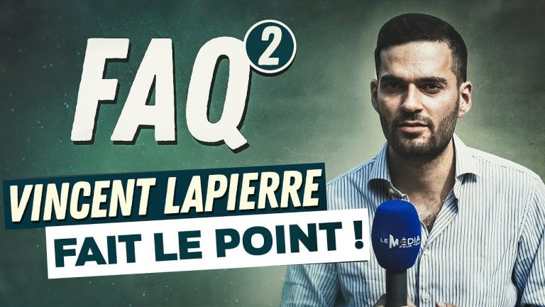 Vincent Lapierre répond aux spectateurs et aux donateurs du Média pour tous [Vidéo]