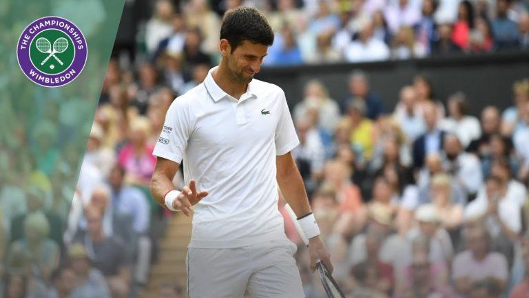 A Wimbledon, Djokovic remporte une finale historique face à Federer [Vidéo]