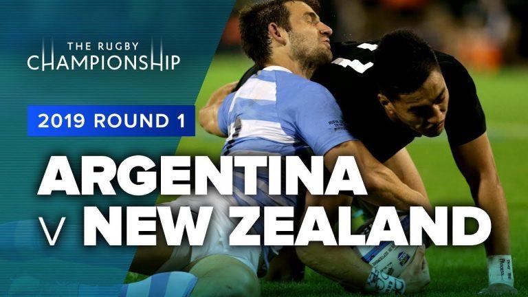 Rugby Championship. Malgré sa défaite face aux Blacks, l'Argentine fait forte impression, l'Afrique du Sud sereine [Vidéo]