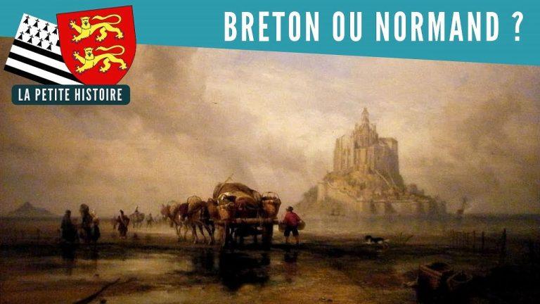 Le Mont-Saint-Michel est-il breton ou normand ? [Vidéo]